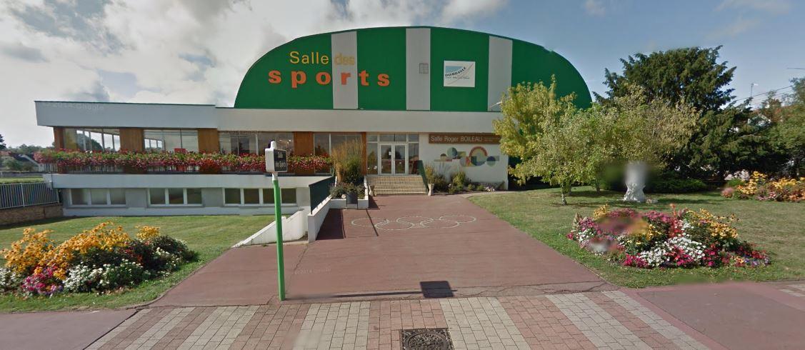 Salle des sport de Dombasle sur Meurthe